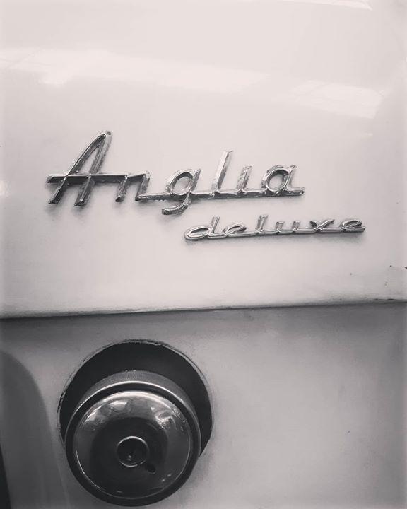 🚘👌 #automadalena #fordanglia #angliadeluxe #1967