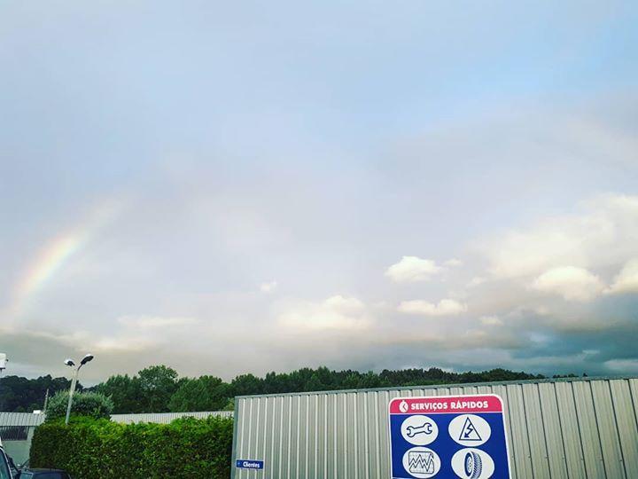 Arco-íris 😎🌈 #automadalena