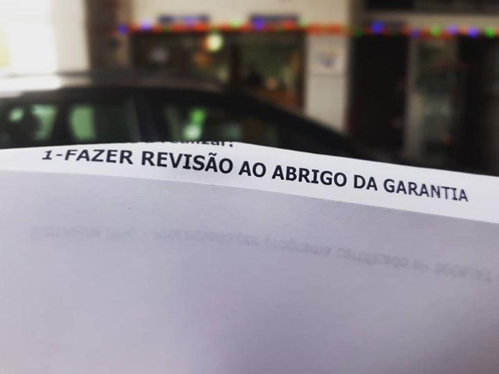 Revisão ao abrigo da garantia. 👨🔧👨💻🆙️👌  #automadalena...